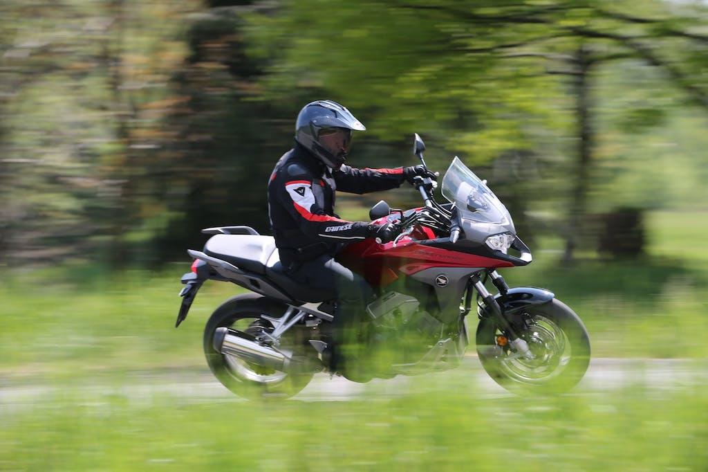 Prova Honda Crossrunner – Il V4 per tutti i giorni