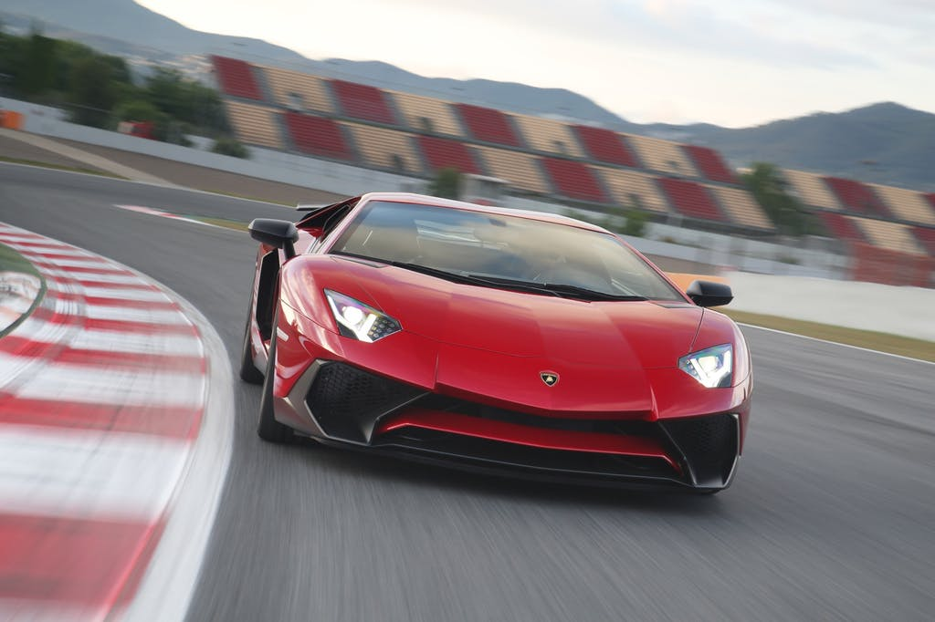 Prova Lamborghini LP 750-4 Superveloce