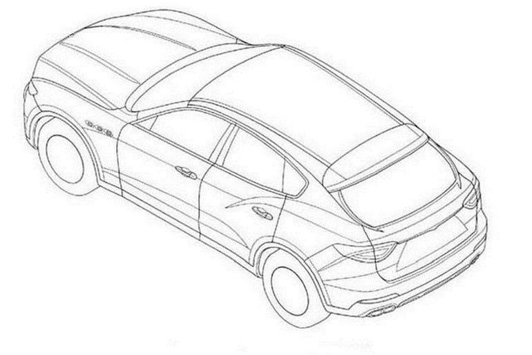 MaseratiLevantedisegni-001