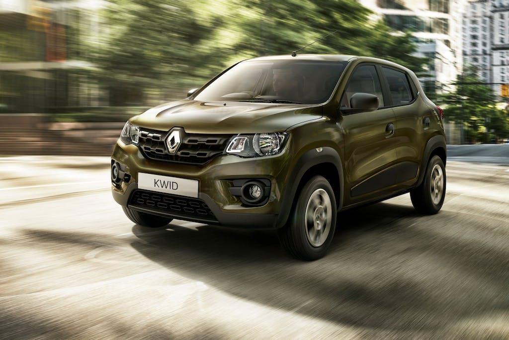 Renault Kwid: costa meno di 5.000 euro