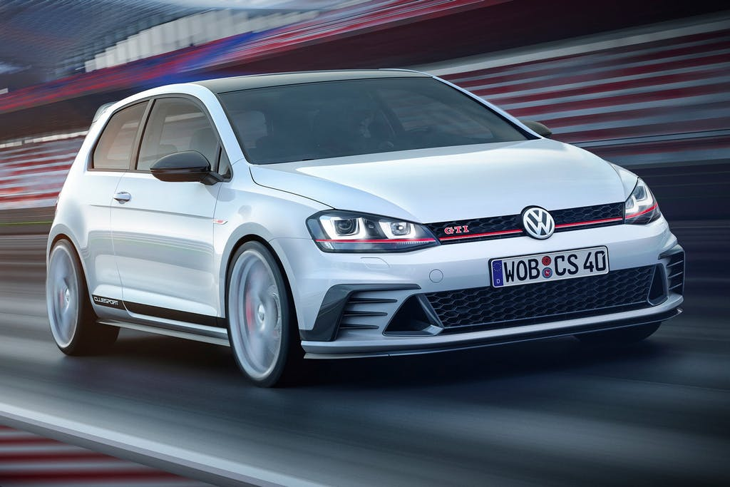 VW Golf GTI Clubsport: arrivederci al 2016