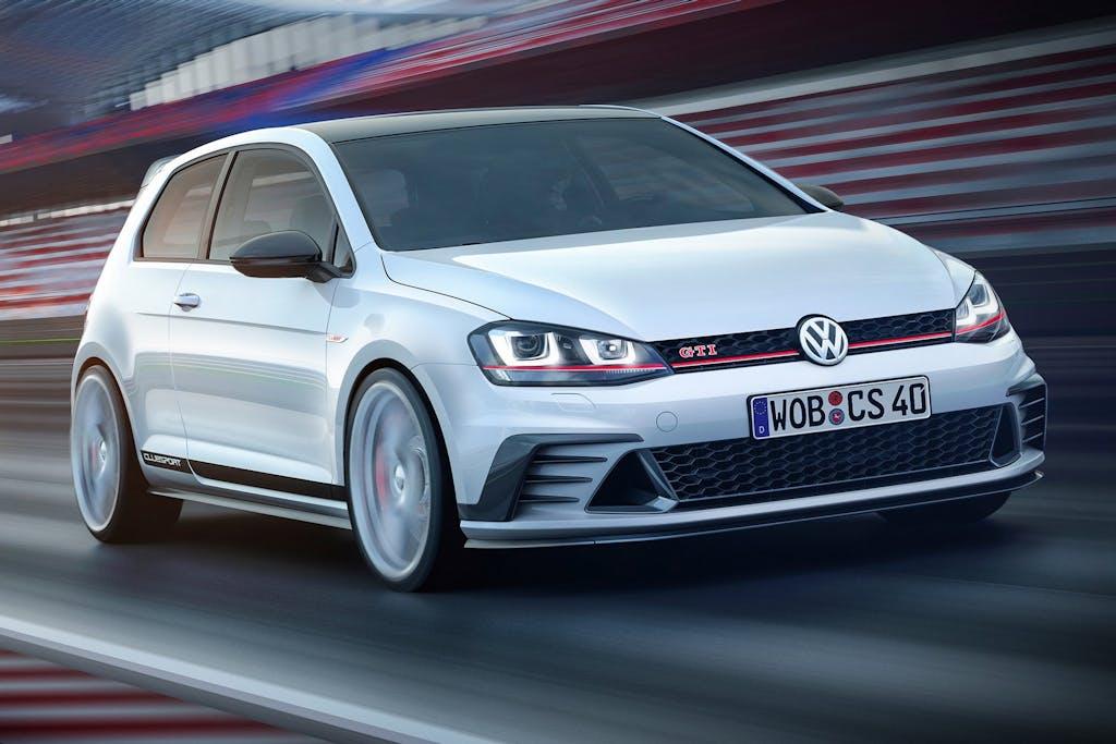VW Golf GTI Clubsport: arrivederci al 2016