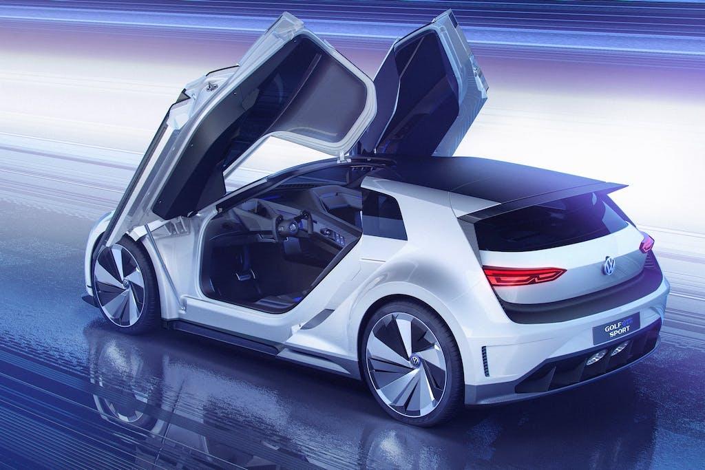 Volkswagen Golf Sport GTE: la GTI che verrà?