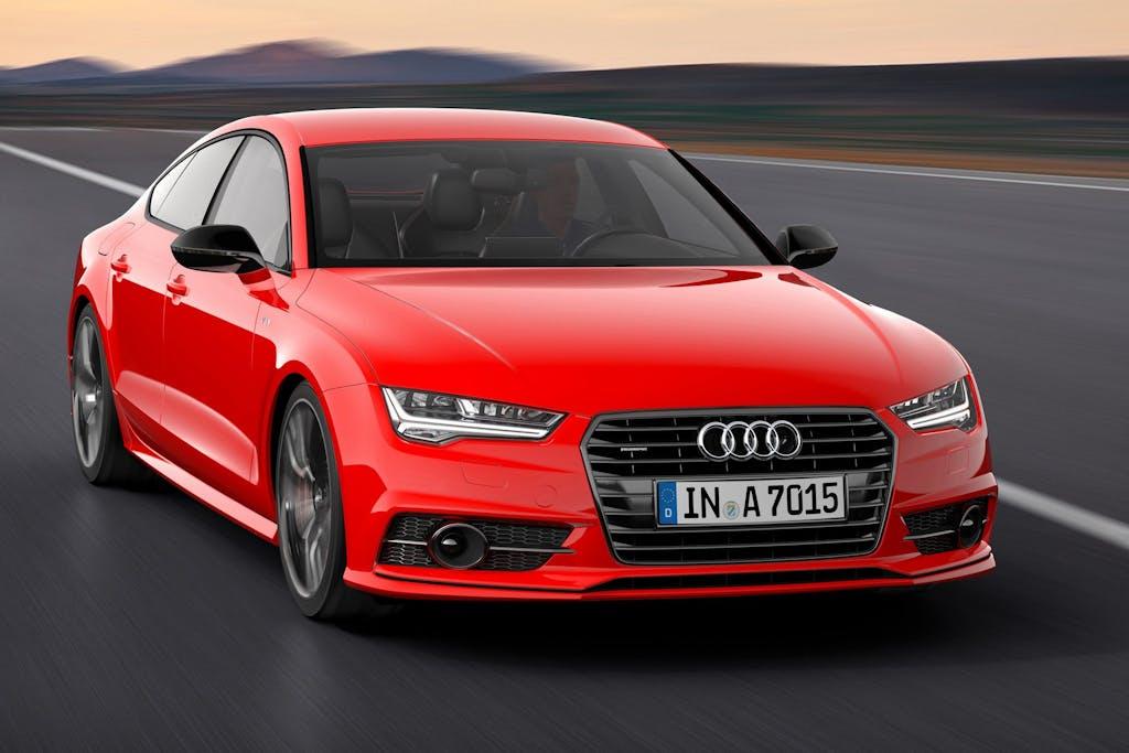Audi 3.0 TDI competition: una famiglia cattiva