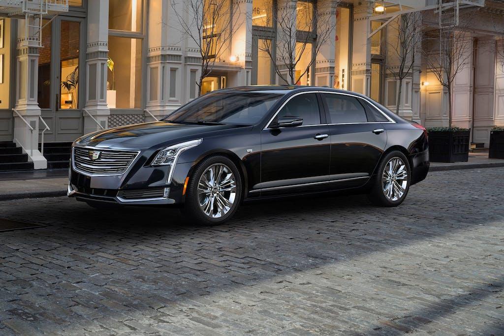 Cadillac CT6: nel nome della leggerezza