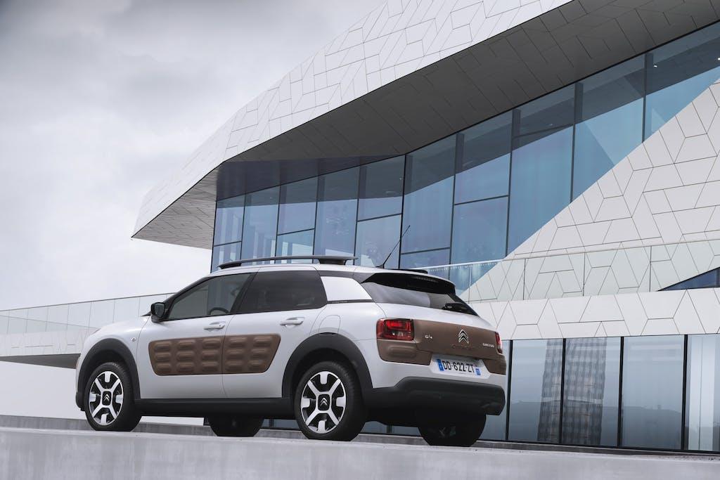Citroën C4 Cactus: la regina del Fuorisalone