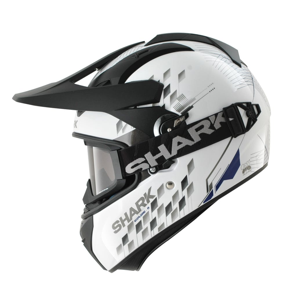 Explore-R: il casco on/off road più versatile