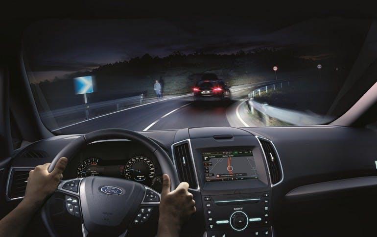 S-MAX Adaptive LED headlights with Glare-Free technology