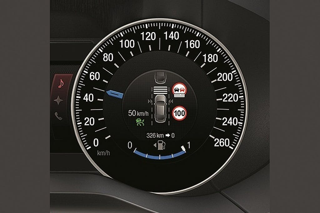 Ford Intelligent Speed Limiter: mai più multe