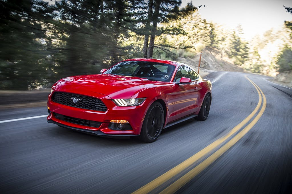 Prova Ford Mustang 2015