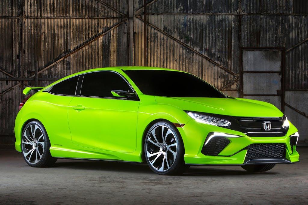 Honda Civic Concept: una nuova vita