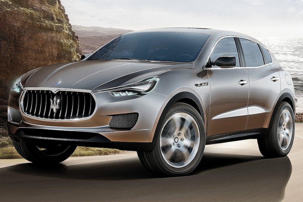 Maserati Levante: la Cayenne nel mirino