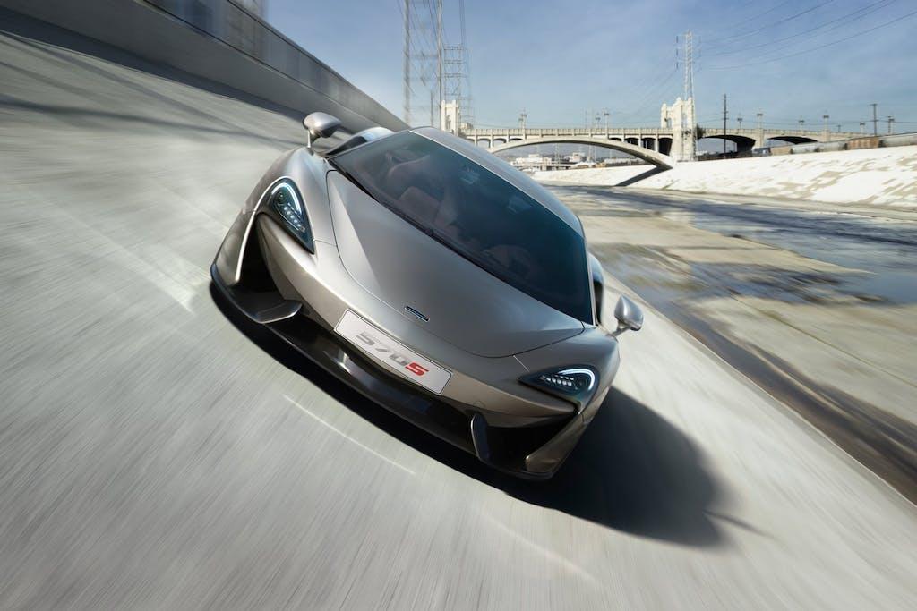 McLaren 570S Coupé: non chiamatemi baby