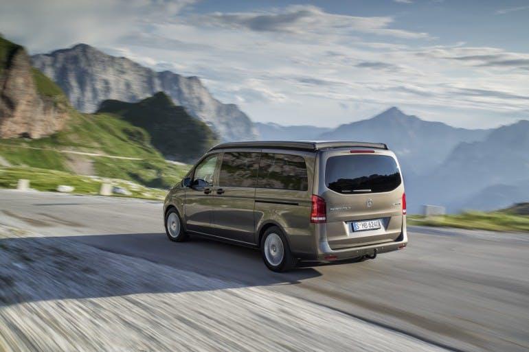 Der neue Mercedes-Benz Marco Polo ACTIVITY, The New Mercedes-Ben