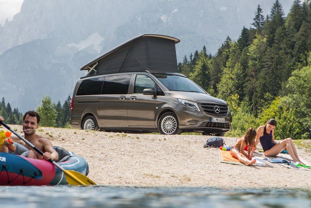Mercedes-Benz Marco Polo: serial traveller