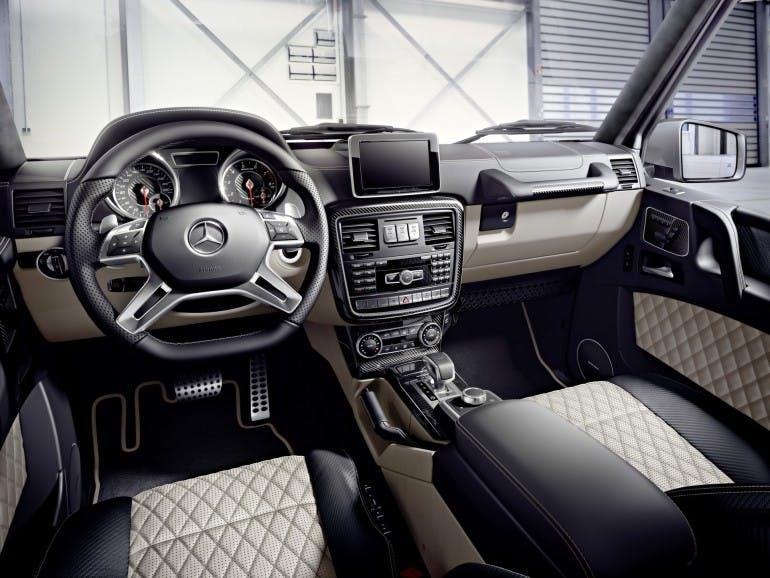 Mercedes-Benz G-Class (BR 463) 2015; AMG G 63