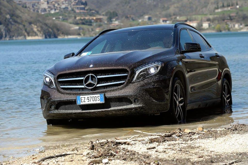 Prova Mercedes-Benz GLA 200 CDI 4Matic Enduro