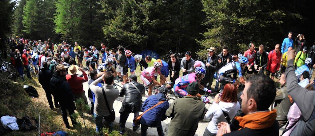 Gran Fondo Giro d'Italia. Protagonista il Mortirolo