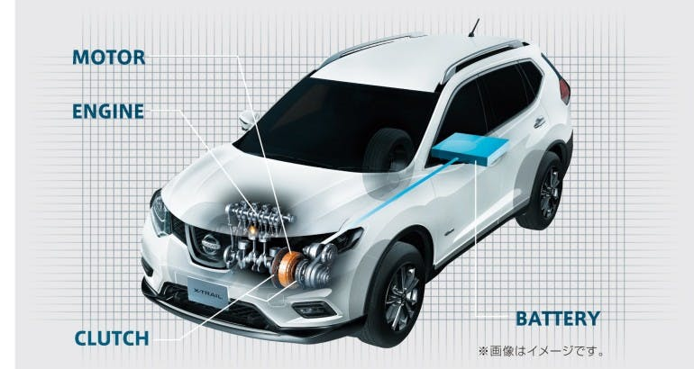 NissanXTrailHybrid-005