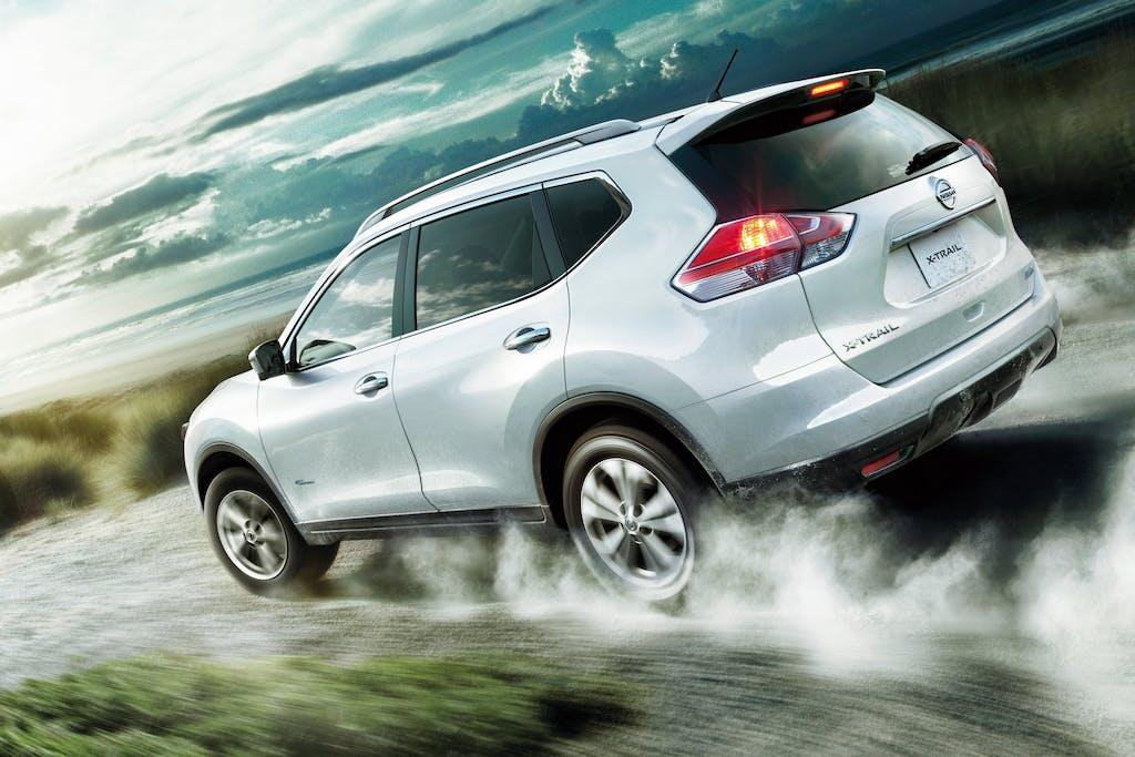 Nissan X-Trail Hybrid: guarda al verde