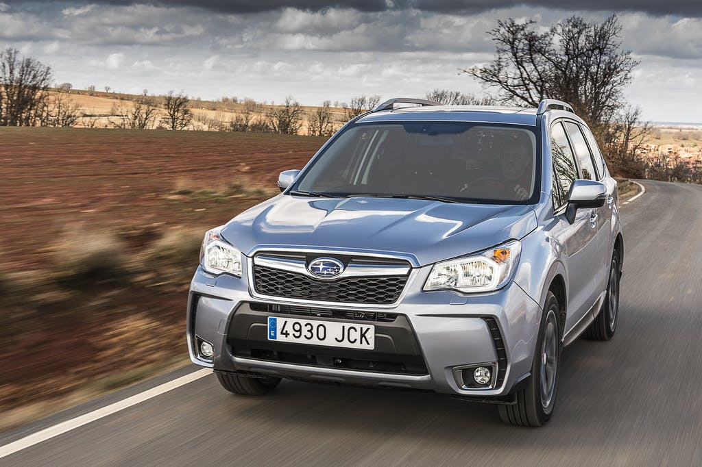 Prova Subaru Forester D Lineartronic