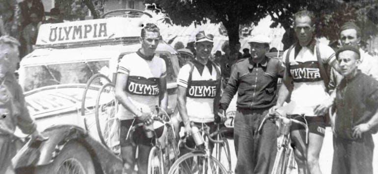 olympia IRON storia