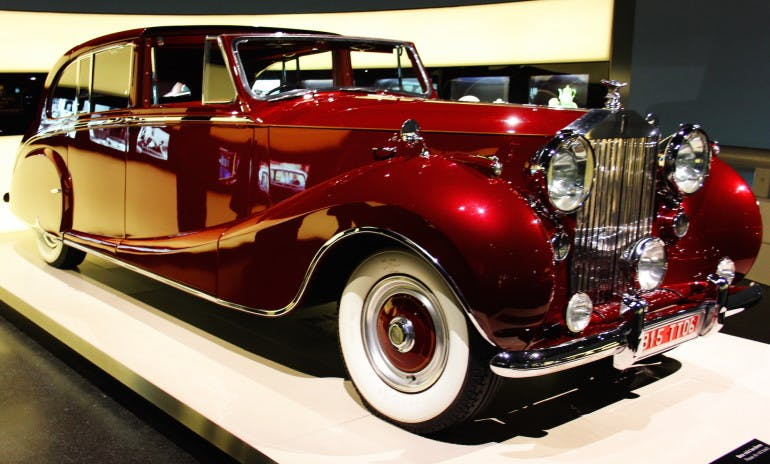 vila d'este Rolls_Royce_Phantom_IV_1952
