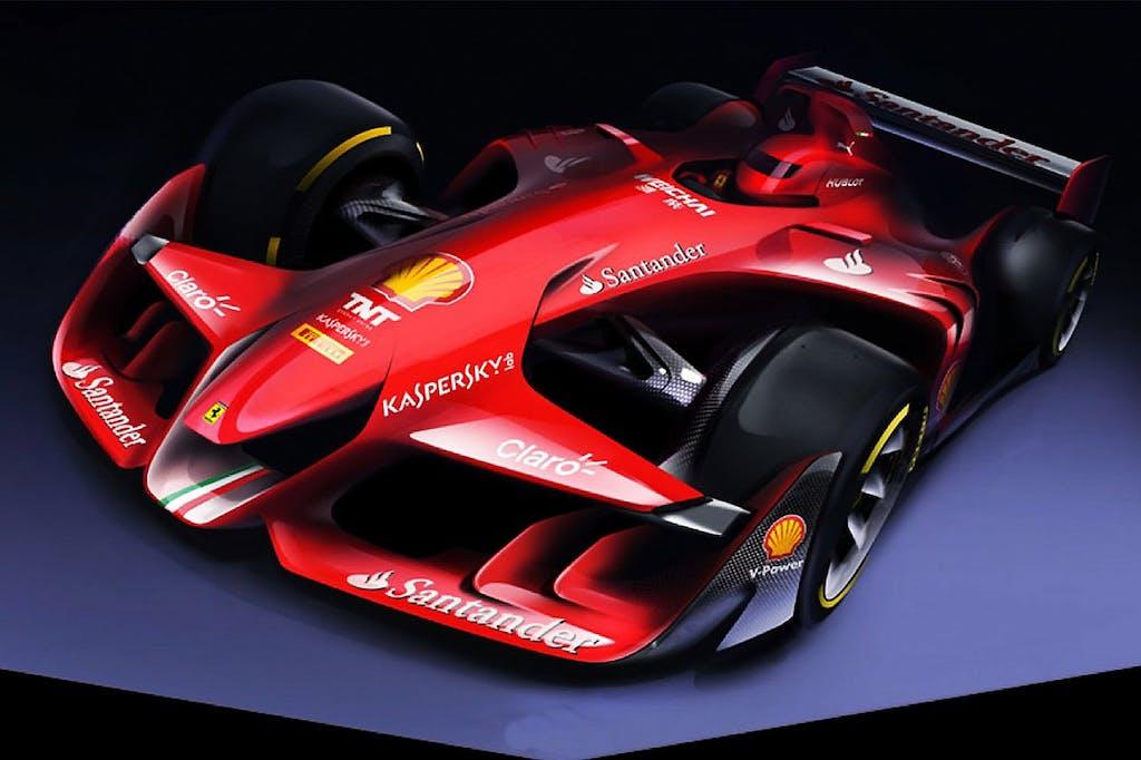Ferrari F1 Concept: il futuro del Cavallino