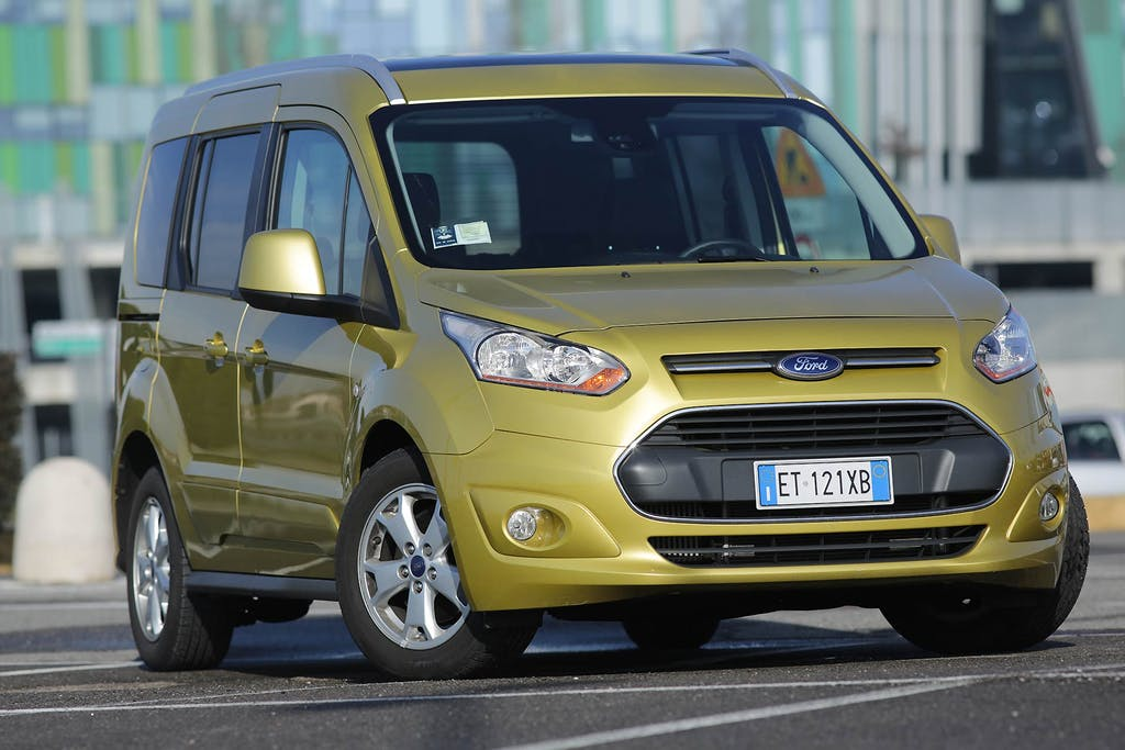 Prova Ford Tourneo – Don't call me Van!