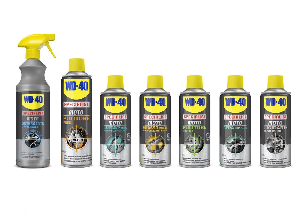 "WD-40 scende in pista l'8 marzo con l'evento ""Ladies on Track"""