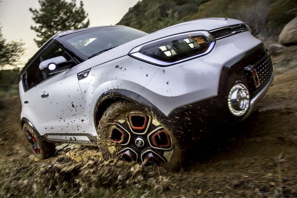 Kia Soul Trail'ster: 4WD e un ibrido inedito