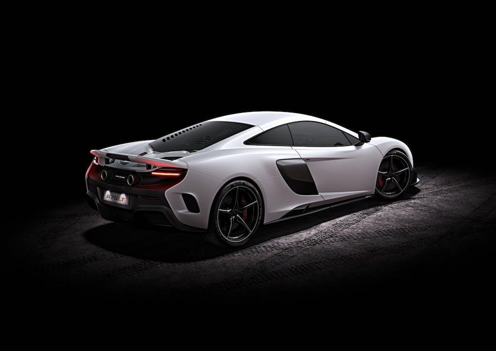 McLaren 675LT: 675 cv per la coda lunga