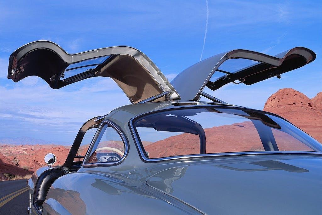 Mercedes-Benz 300 SL: Gullwing per sempre