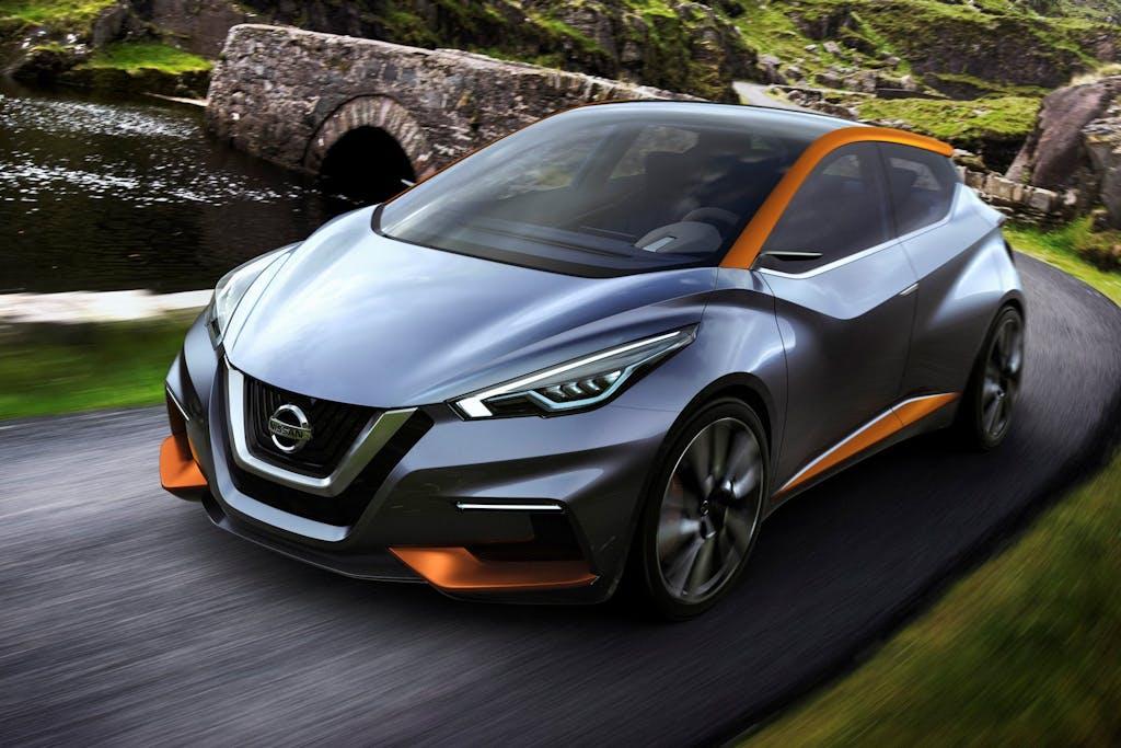 Nissan Sway: terremoto nel segmento B