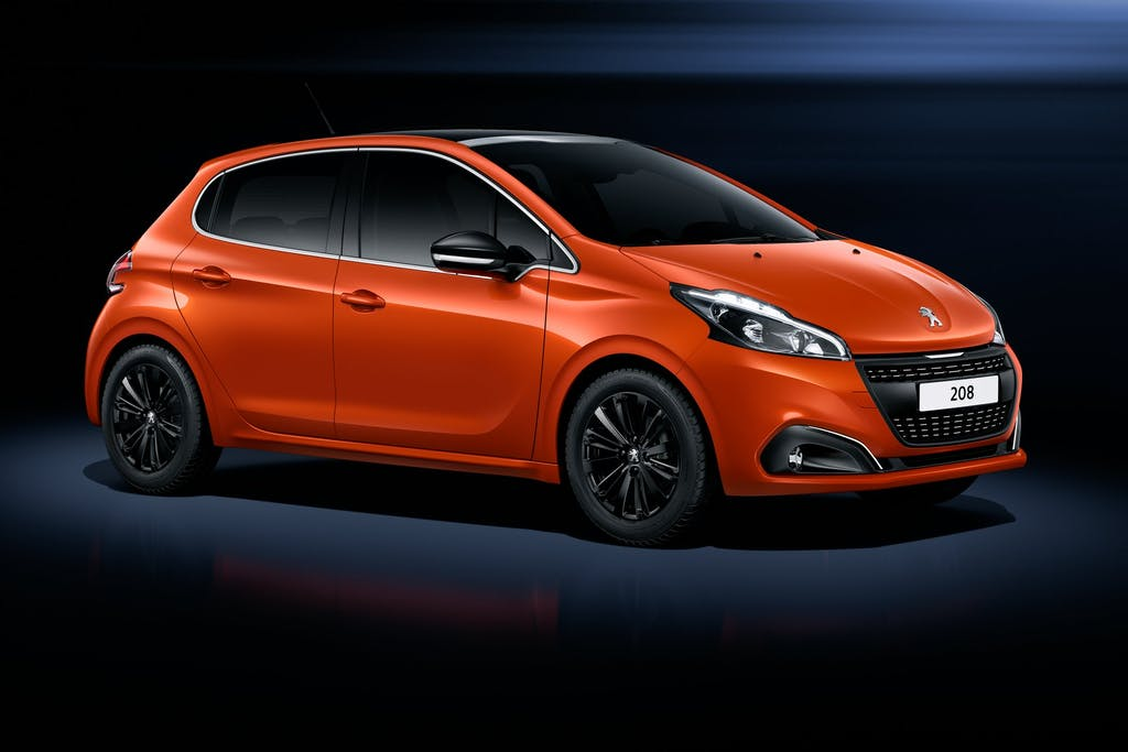 Peugeot 208 2015: un filo di trucco