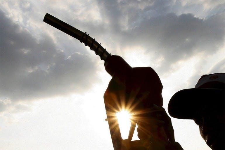 BENZINA: BALZO IN AVANTI PER AGIP, +3 CENT A 1,34 EURO