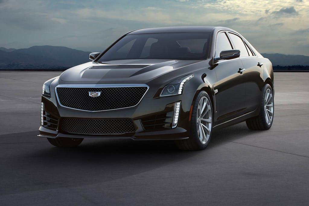 Cadillac CTS-V: a muso duro