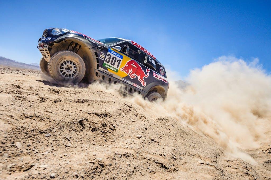 Dakar 2015: MINI senza ostacoli