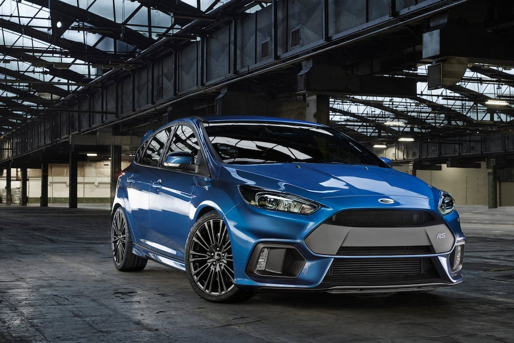 Ford Focus RS: rabbia integrale