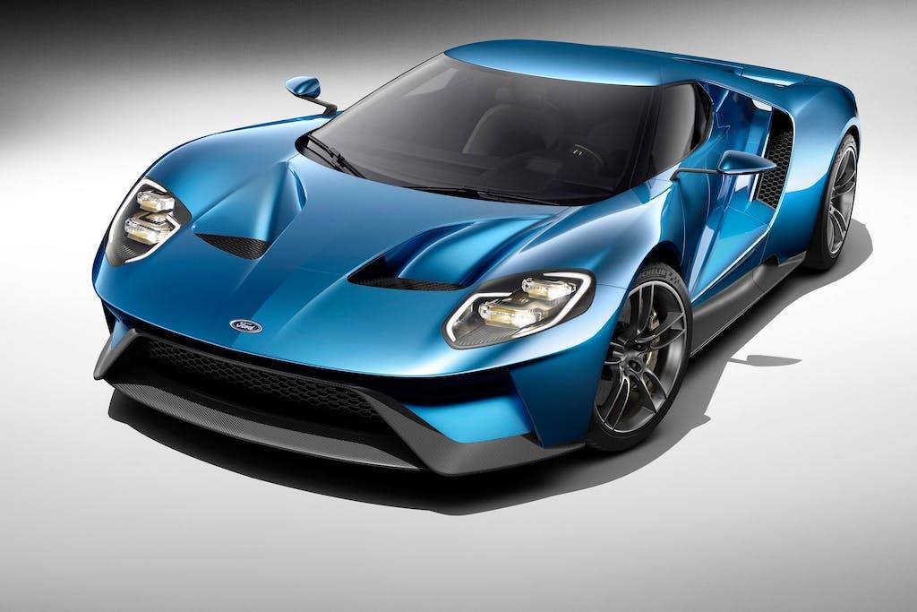 Ford GT 2016: la rinascita del mito