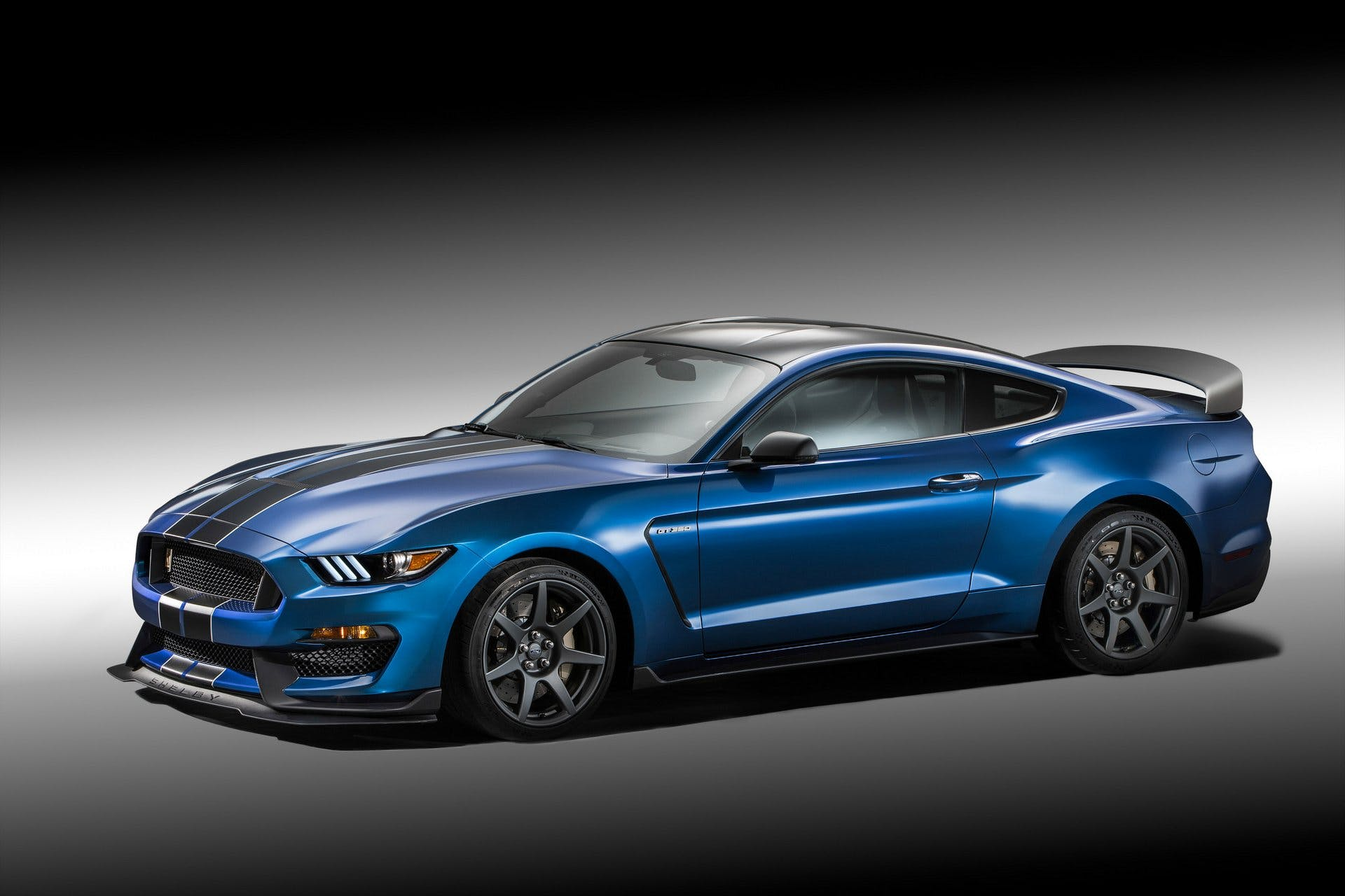 Shelby GT350R Mustang