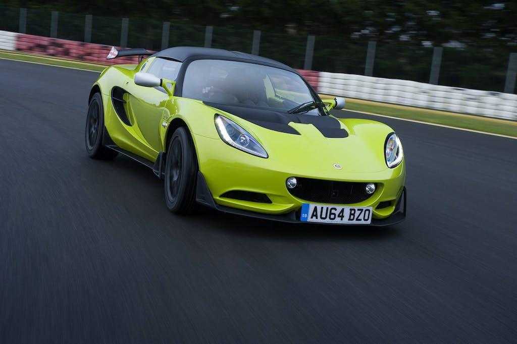 Lotus Elise S Cup: pronto corsa