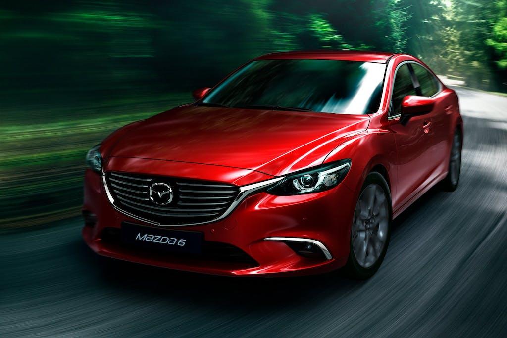 Mazda CX-5 e Mazda6 2015: un pugno di novità