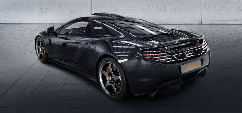 McLaren 650S Le Mans: omaggio al passato
