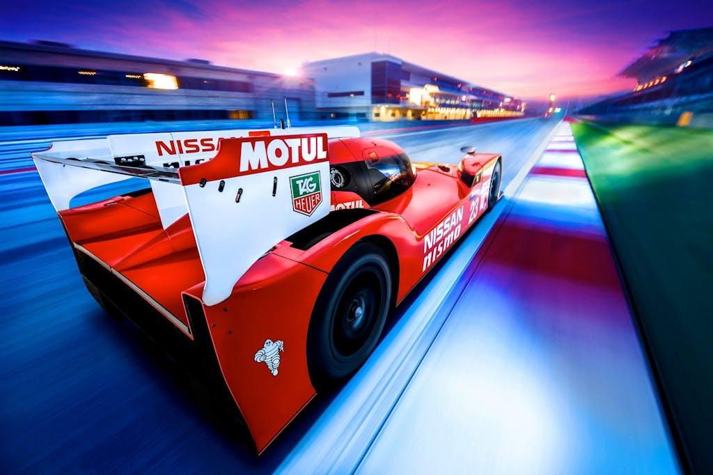 Nissan GT-R LM Nismo: tuttoavanti a Le Mans