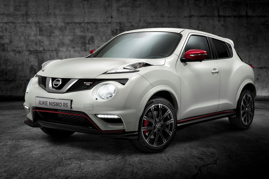 Nissan Juke Nismo RS: nessun compromesso