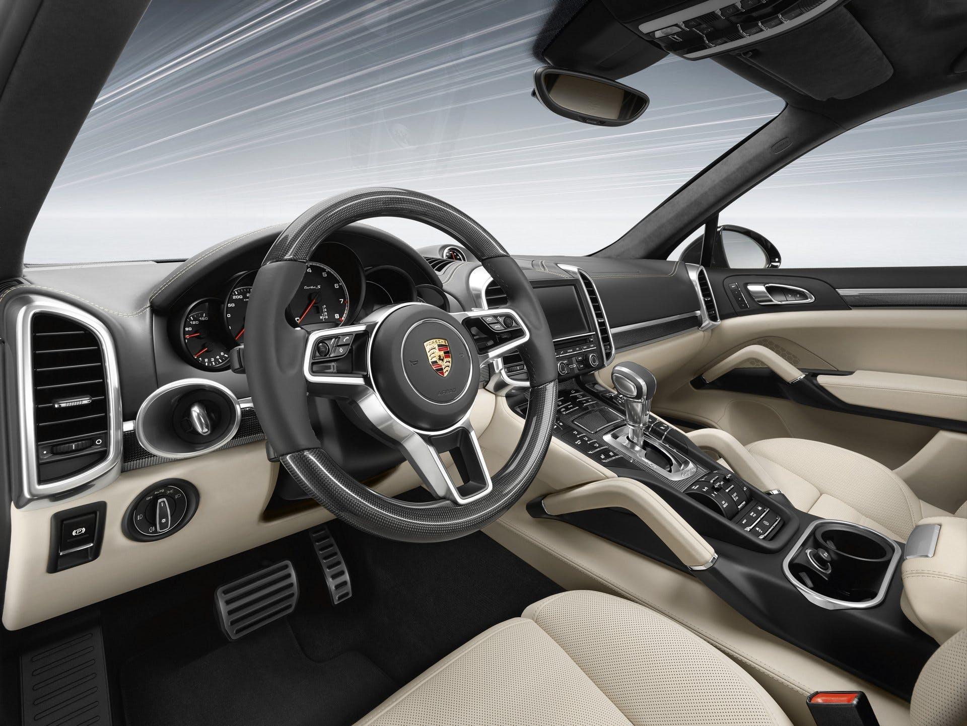 Cayenne Turbo S