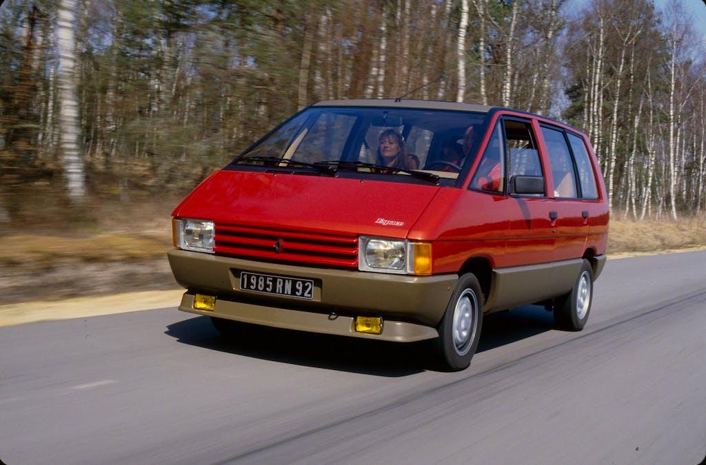 Nuova Renault Espace: evoluzione della specie