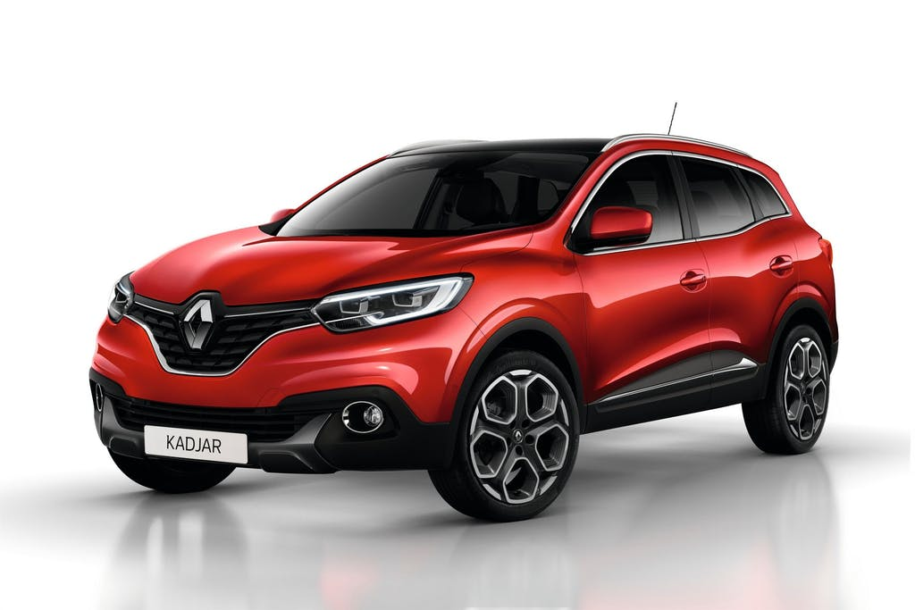 Renault Kadjar: scordiamoci il passato