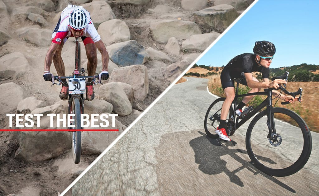 """Specialized """"Test the Best"""" 2015"""